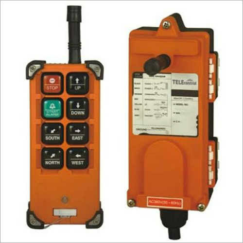 Portable Radio Remote Control