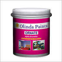 Ornate Exterior Emulsion Paint