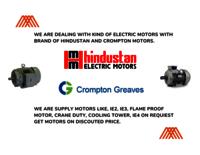 Crompton Greaves Electric Motors