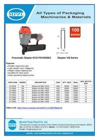 Pneumatic Stapler ECO-PS10050E2
