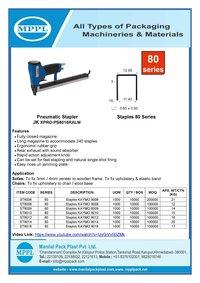 Pneumatic Stapler JK XPRO-PS8016RALM