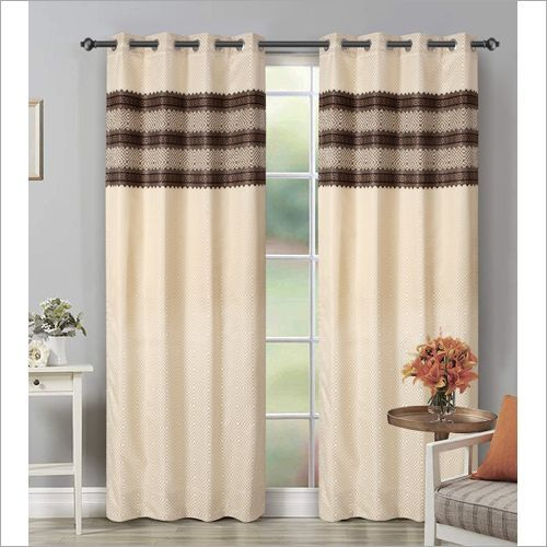 Fancy floral Curtains