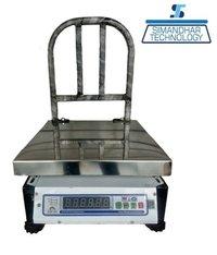 400 X 400 - 100kg X 10g Chicken Platform Scale