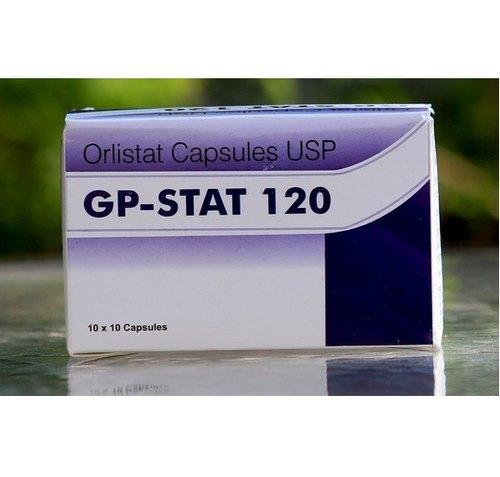 Gp Stat 120 Capsules