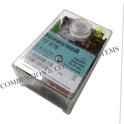 Honeywell TF 976 Burner Controller