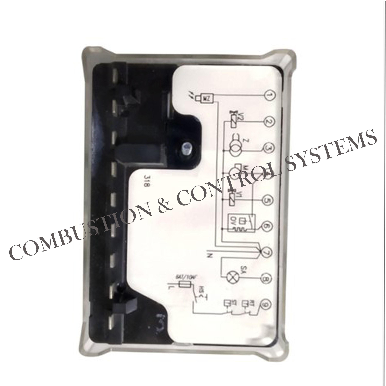 Honeywell TF 976 Burner Controller