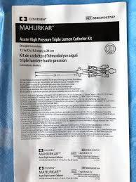 Mahurkar Lumen Catheter