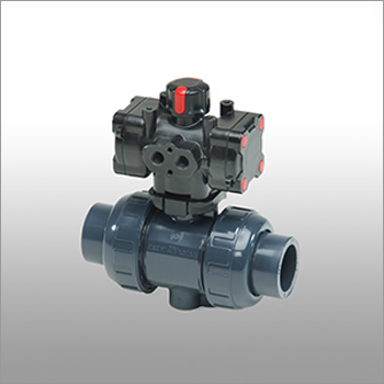 Pneumatic Actuated Type AR Ball Valve Type 21
