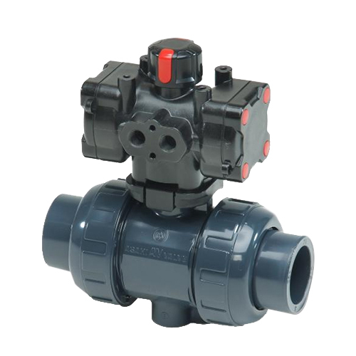Plastic Ball Valve Type 21