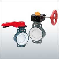 Plastic Butterfly Valve Type 55