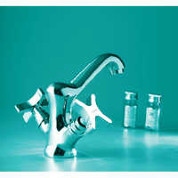 Atrio Central Hole Basin Mixer