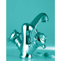Atlantis Central Hole Basin Mixer