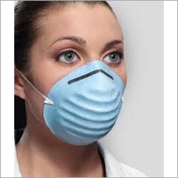 Crosstex Surgical Molded Blue Face Mask