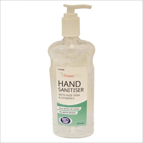 Hand Sanitizer With Aloe Vera And Vitamin E