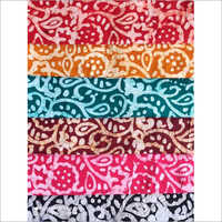 Nighty Printed Cotton Fabric And Cotton Batik Fabric