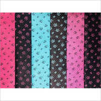 Floral Printed Cotton Nighty Fabric