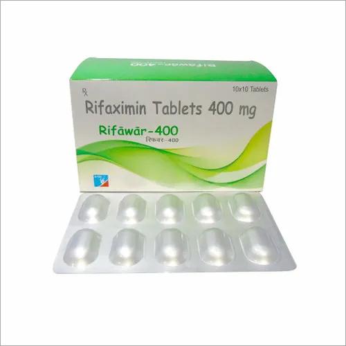Rifaximin Tablet