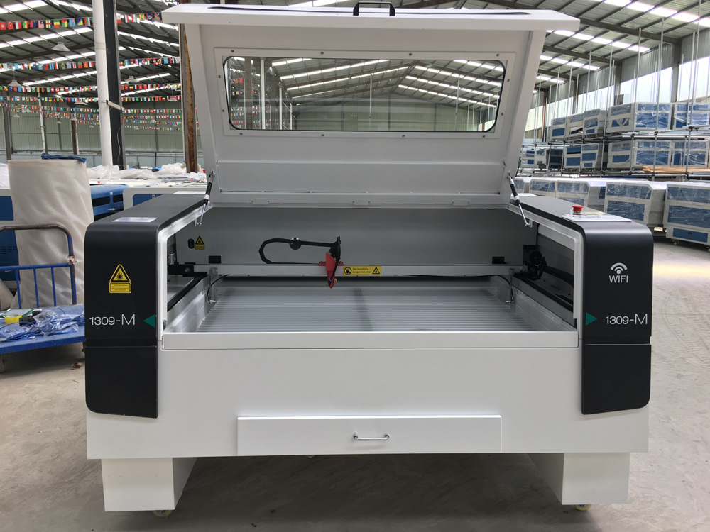1390 co2 laser cutting engraving machine