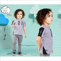 Kids Round Neck T-Shirt