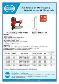 Pneumatic Stapler NEO-PS10050