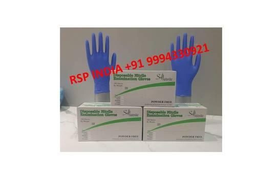 Soft Nitrile Examination Gloves