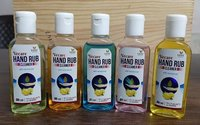 vecare hand rub sanitizer