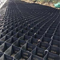Black HDPE Protection Geo Cell