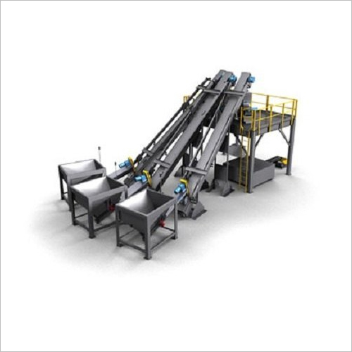 Material Handling Conveyors System