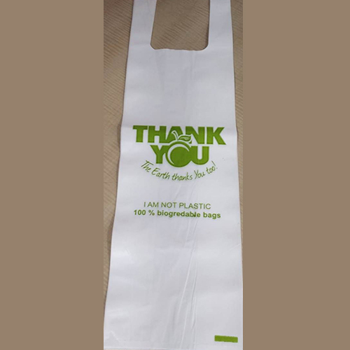 Decompostable Carry Bags