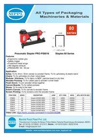 Pneumatic Stapler PRO-PS8016