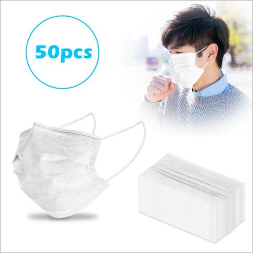 50 Pcs Face Mask