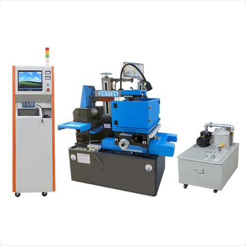 Edm wire cut machine