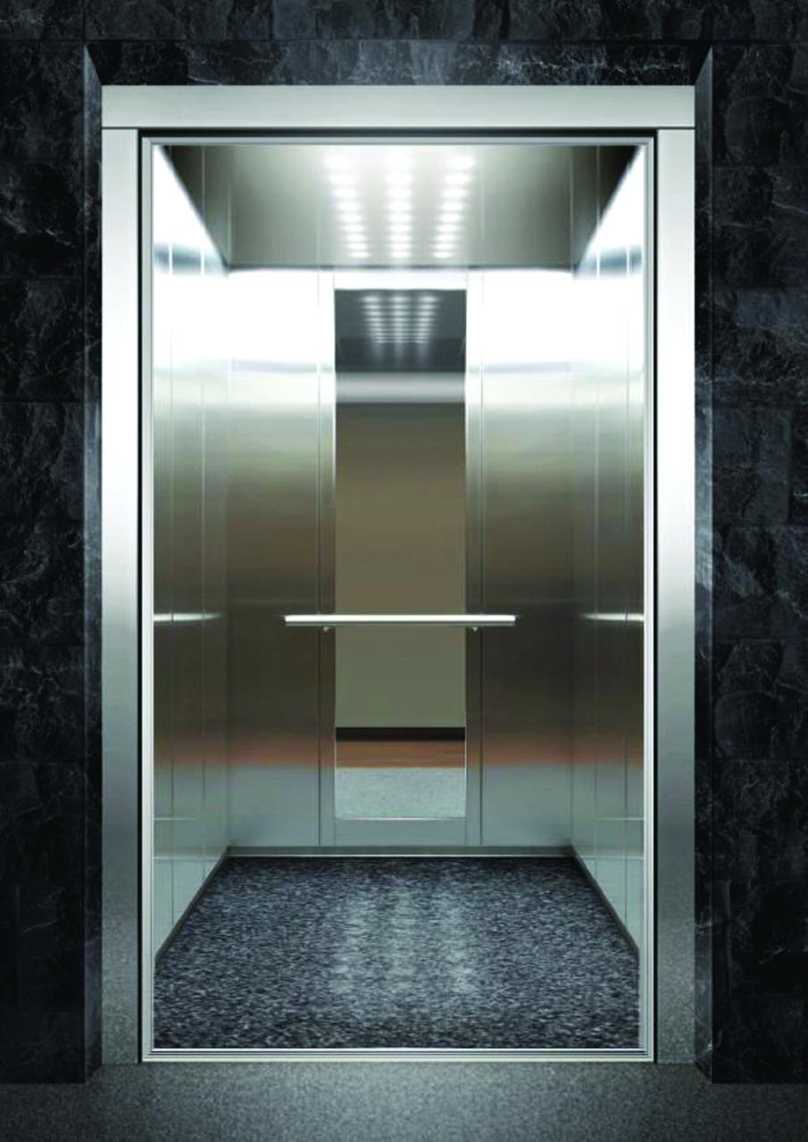 Stainless Steel Passenger Lift