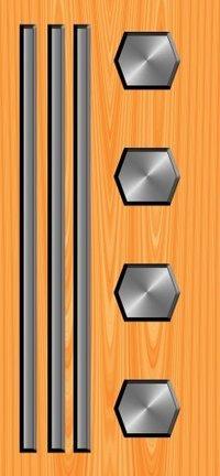 Digital Print Door Skin