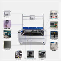 Projector CO2 Laser Cutting Machine