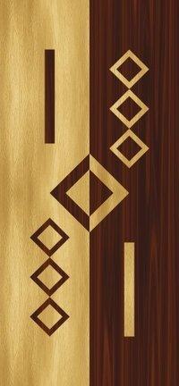 New Decorative Door Paper