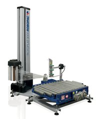 Rotating Table Wrapping Machinery