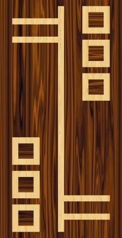 Digital Door Screen Paper