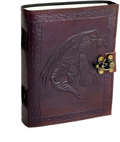 Leather Dragon Diary