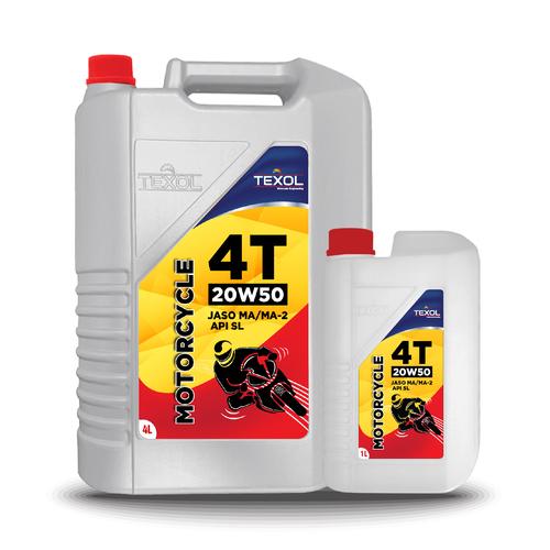 Texol 4t Motorcycle Oil Sae 20w40 Jaso Ma_ma2 Api Sl
