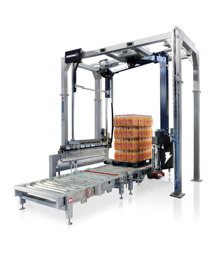 Automatic Pet Bottle Stretch Wrapping Machines