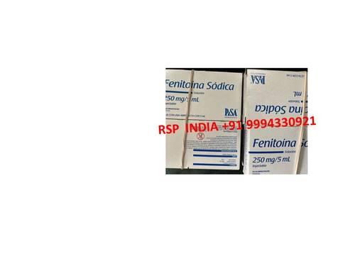 Fenotoina Sodica 250mg-5ml Injection