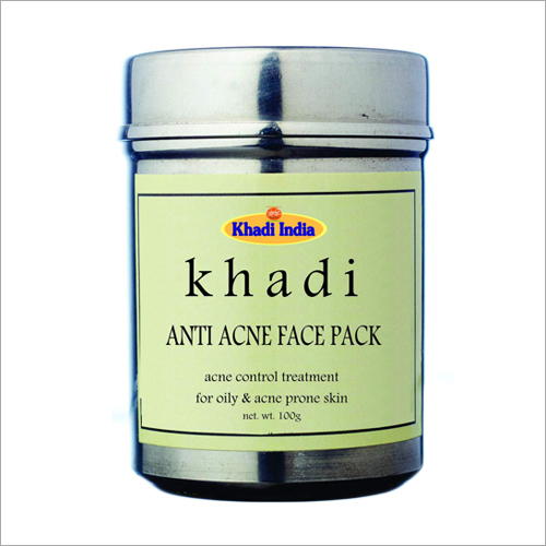 Herbal Anti Acne Face Pack