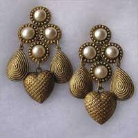 Ladies Imitation Earrings