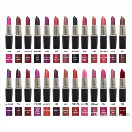 Shaded Lipstick