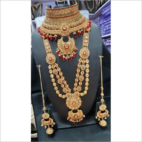Bridal Imitation Necklace Set