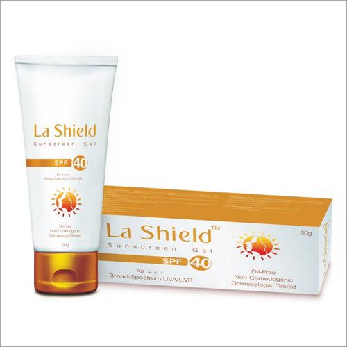 Sunscreen Gel Cream
