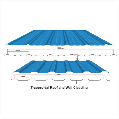 PPGI Roofing Profiles