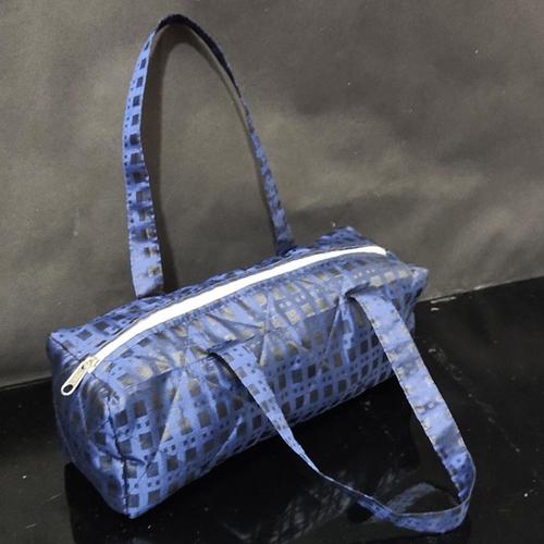 Silk Bangle Bag