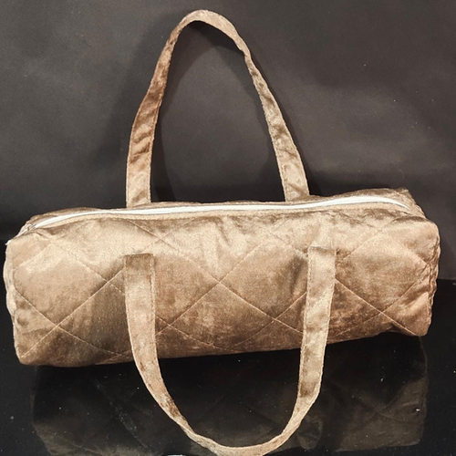 Velvet Bangle Bag